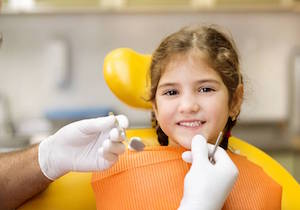Child at Dentist | Tooth Colored Fillings Phinney Ridge