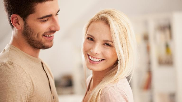 Couple Smiling Together | Phinney Ridge Dental