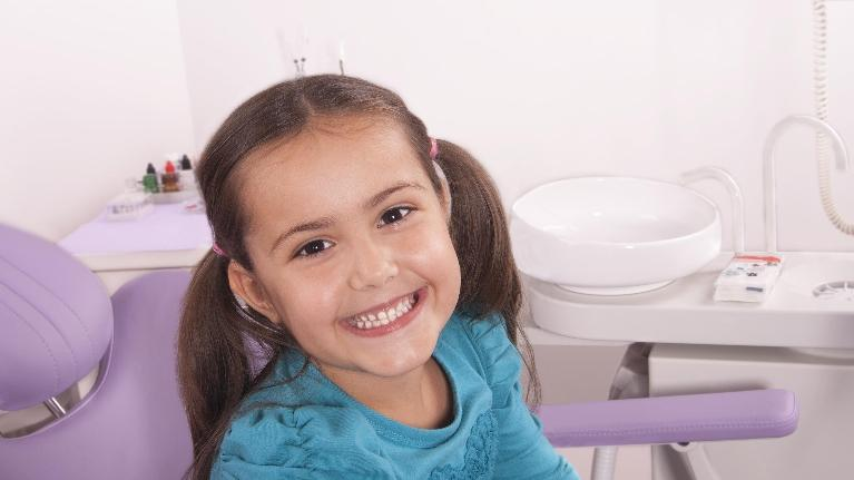 Child at Dentist Office | Phinney Ridge Dental